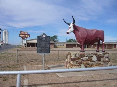 Bovina Marker image, Touch for more information