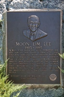 Moon Lim Lee image. Click for full size.