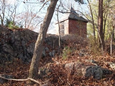 The Powder House image. Click for full size.