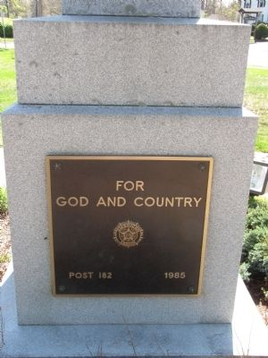 For God and Country image. Click for full size.