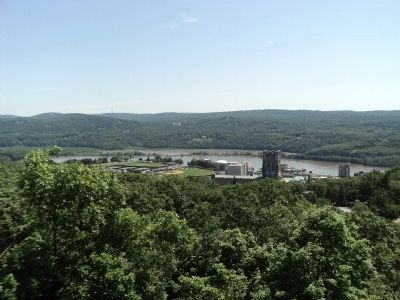 View from Fort Putnam image. Click for full size.