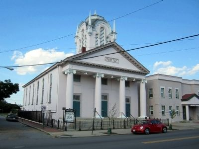 Ebenezer Baptist Church image. Click for full size.