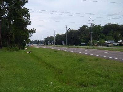 Looking north on US 17 image. Click for full size.