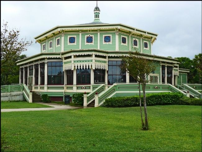 Galveston Garten Verein Building image. Click for full size.