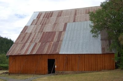 The Bowerman Barn image. Click for full size.