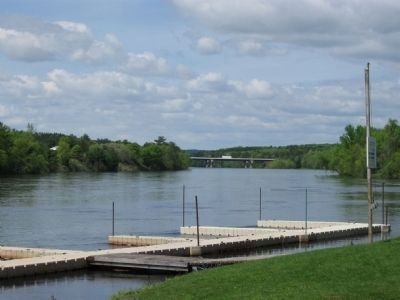 Nearby Chippewa River image. Click for full size.