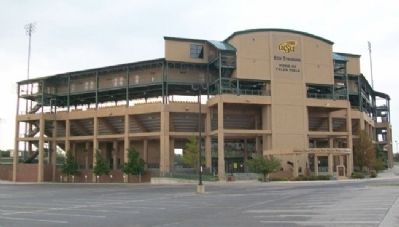 Eck Stadium at Wichita State University image. Click for full size.