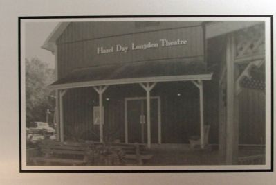 "Plaque Photo - - ""Putnam County Playhouse"" image. Click for full size."