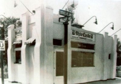 White Castle Photo on Marker image. Click for full size.