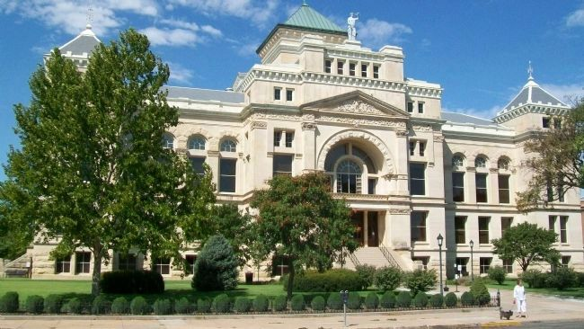 The Historic Sedgwick County Courthouse image. Click for full size.