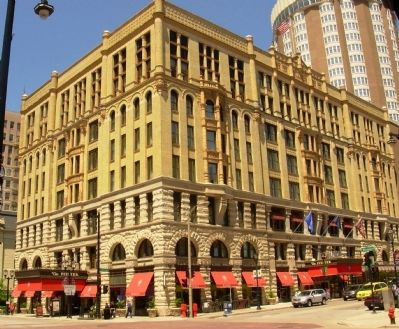 Pfister Hotel today image. Click for full size.