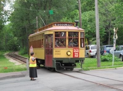 Como–Harriet Streetcar 265 image. Click for full size.