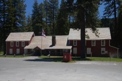 Eureka Plumas State Park Museum image. Click for full size.