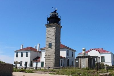The lighthouse as it stands today image. Click for full size.
