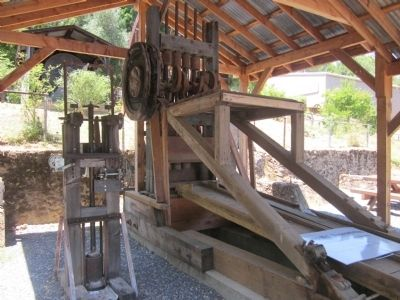 Hogarth Stamp Mill image. Click for full size.