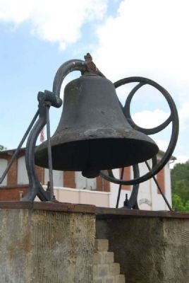 Newry Union Church Bell image. Click for full size.