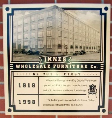 Innes Wholesale Furniture Marker image. Click for full size.
