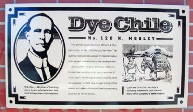 Dye Chile Marker image. Click for full size.