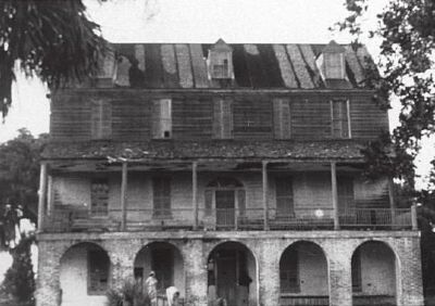 Vanderhorst Plantation on Kiawah Island image. Click for full size.