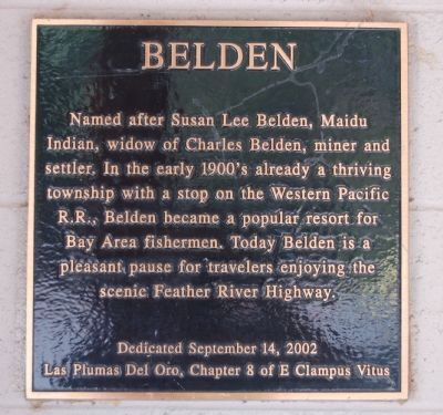 Belden Marker image. Click for full size.