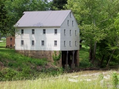 Old Jackson's Mill image. Click for full size.