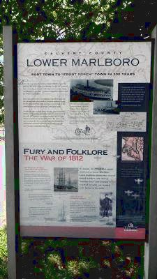 Lower Marlboro Marker image. Click for full size.