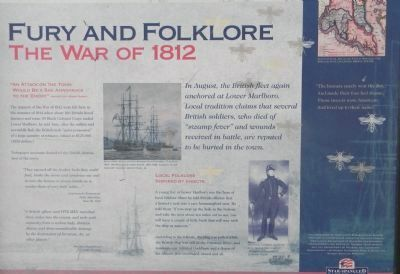 Lower Marlboro Marker: close-up of the lower portion image. Click for full size.