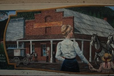 Bransford & McIntyre Store Mural, part B image. Click for full size.
