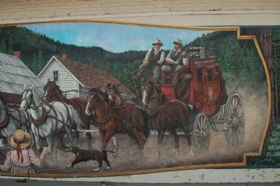 Bransford & McIntyre Store Mural, part C image. Click for full size.
