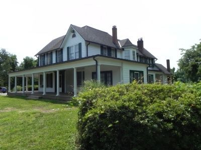 Gilbert House, Lewinsville Park image. Click for full size.