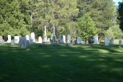 Meadow Valley Cemetery image. Click for full size.