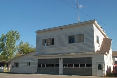 Westwood Firehouse image. Click for full size.