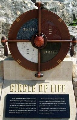 Circle of Life and Marker image. Click for full size.