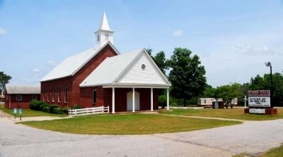 Cross Road Baptist Church image. Click for full size.
