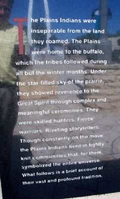Tribes Marker image. Click for full size.