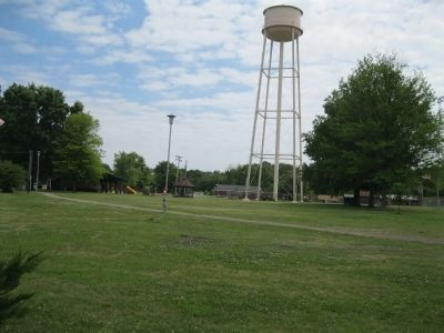 Buford Pusser Memorial Park image. Click for full size.