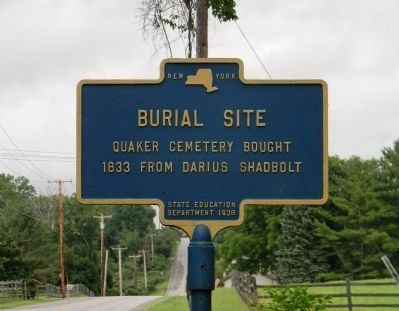 Burial Site Marker image. Click for full size.