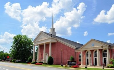First Baptist Church of Alpharetta image. Click for full size.