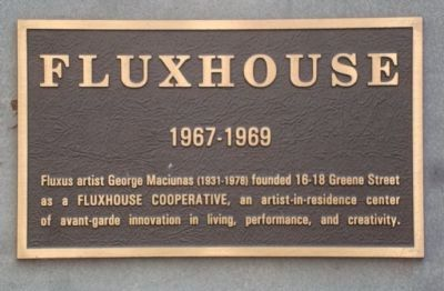 Fluxhouse Marker image. Click for full size.
