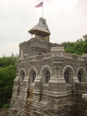 Belvedere Castle image. Click for full size.