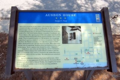 Ausborn House CWT Marker image. Click for full size.