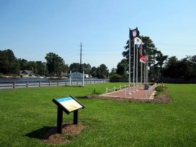 Veterans Memorial Park image. Click for full size.