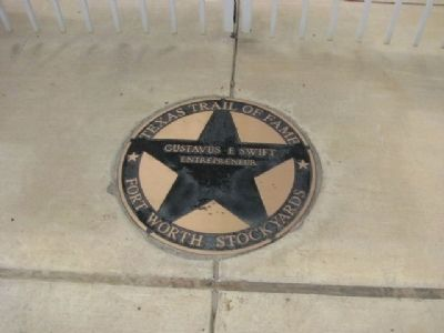 Texas Trail of Fame image. Click for full size.