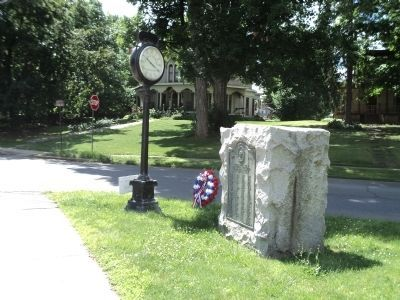 Marker in Stillwater image. Click for full size.