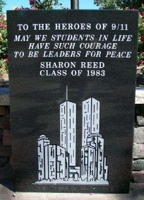 9/11 Memorial image. Click for full size.