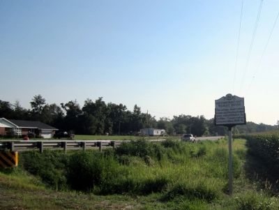 US 264 & Outfall Canal Rd image. Click for full size.
