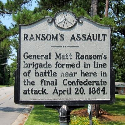 Ransom's Assault Marker image. Click for full size.