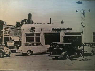 Schmidt's Auto, Inc. Photo on Marker image. Click for full size.