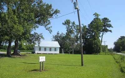 Concord Primitive Baptist Church image. Click for full size.