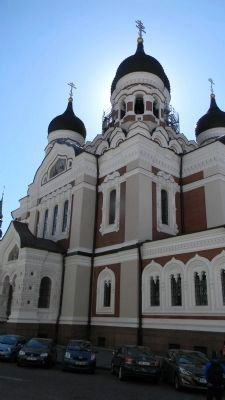 The Tallinn Alexander Nevsky Cathedral image. Click for full size.